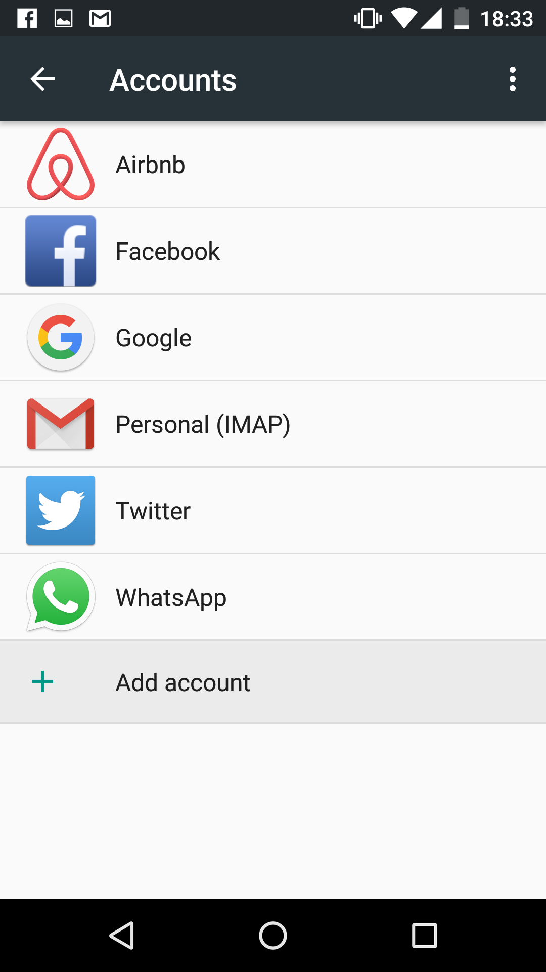 Configure an email account on android 6 marshmallow help for Acc email