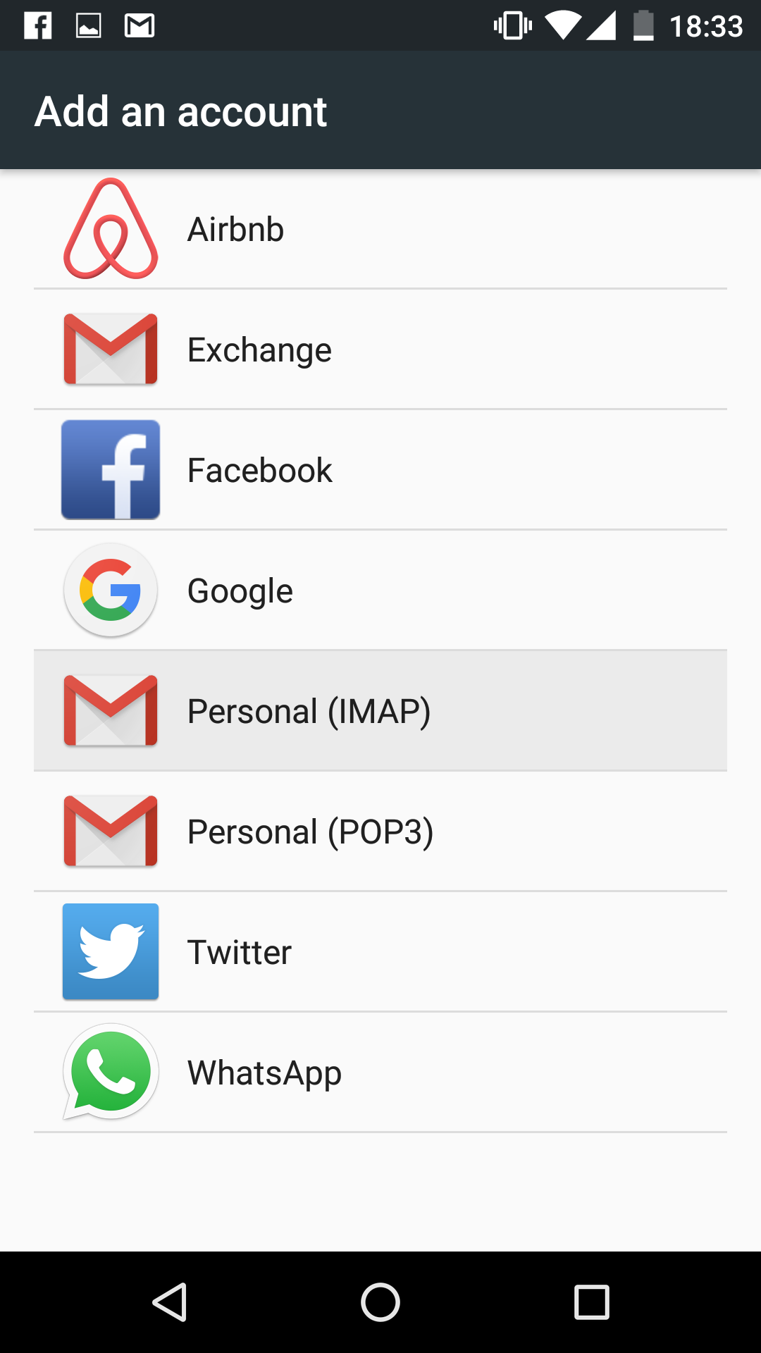 How to set up mail on Android: step by step instructions 42