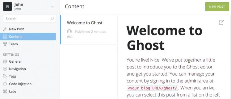 install-nodejs-ghost-4